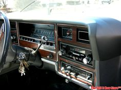 1977 Ford LTD Landau, with the 400 V8 and 58,557 original miles. It was consigned by a local family who purchased the car new in Cudahy, Wisconsin.