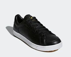 huge selection of 9a904 97048 Great Incredbly adidas Golf Adicross Classic Mens Golf Shoes Adiwear  Spikeless Wide Fit F33778 .
