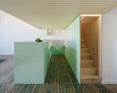 Penthouse H in Madrid / Langarita Navarro Arquitectos