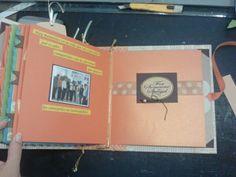 Scrapbook álbum 9