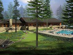 Rush Creek Lodge at Yosemite2017 lodging
