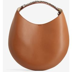 Givenchy Givenchy Infinity Hobo Small Bag (1 715 BGN) ❤ liked on Polyvore featuring bags, handbags, shoulder bags, camel, leather hobo shoulder bags, hobo shoulder bags, leather zipper pouch, brown leather shoulder bag and leather purses