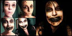 les maquillages effrayants de stephanie fernandez 5   Les maquillages effrayants de Stephanie Fernandez   Stephanie Fernandez photo maquilla...