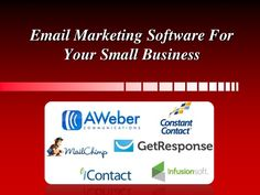 Looking to start an email marketing campaign for your business then here are few services you must consider with a basic comparison for you to go through and choose one.
