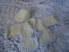 Baby Jacke und Mütze