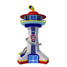 Resultado de imagem para paw patrol tower