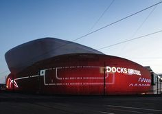 Afbeeldingsresultaat voor docks bruxsel brussel belgië Shopping Malls, Neon Signs