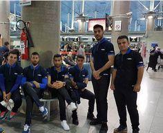 استقلالیهای خوزستان آماده سفر به عمان  عکس