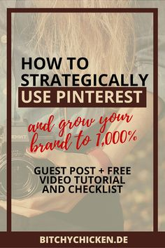 Tired from getting stuck wondering how you can grow your blog or your small creative business through Pinterest? If you're in this failing situation, then this post is BEST for you! Our guest post, Krista Dickson @blogbeautifully from Blog Beautifully, shared her effective strategies for you on how you can strategically use Pinterest to grow your brand like a thousand times! Plus, video tutorial on how to setup rich pins an checklist to work on to boost your Pinterest engagement with your…