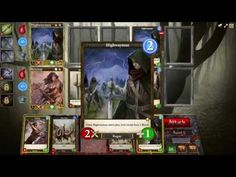 BloodRealm [Battlegrounds] - Gameplay 1 - BloodRealm [Battlegrounds] is a Free to play CCG [Collectible Card Game] MMO Game where you battle your enemies using Champions, Allies, and Spells