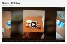 Picture Mayonnaise, Ketchup, Hot Dogs, Carrots, Sausage, Classic, Pictures, Professor, Derby