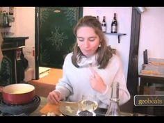 Paris (France) Travel - Cheese Restaurant
