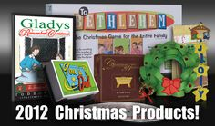 Christmas Products 2012