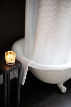 when you take a nice bubble bath and light on a candle and the only thing that matters its you relaxing far away for a new minutes from all these things that make you worry about...priceless