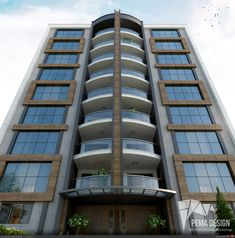 Architecture Today, Facade Architecture, Residential Architecture, Residential Building Design, House Plans Mansion, 2 Storey House Design, Architectural House Plans, Condo Design, Hotels