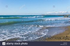 Stock Photo - Beach view at Porth Tyn Tywyn near Rhosneigr on the Isle of Anglesey, North Wales, UK. Taken on October 2019 Wales Uk, North Wales, Multiple Images, Anglesey, Vectors, October, Illustrations, Stock Photos, Beach