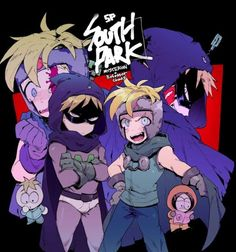 Well it's South Park ther s going to be adult content #detodo # De Todo # amreading # books # wattpad
