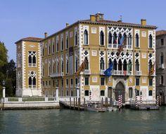 Palazzo Cavalli-Franchetti, Venezia.