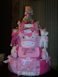 Colorful horse diaper cake baby diaper cakes pinterest colorful horse diaper cake baby diaper cakes pinterest diaper cake instructions themed baby showers and baby showers negle Choice Image