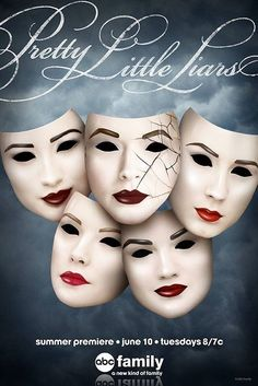PLL poster - wooaah thats creepy..