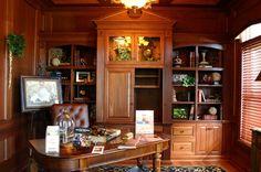 Custom Offices by Advantage Woodshop | CustomMade.com