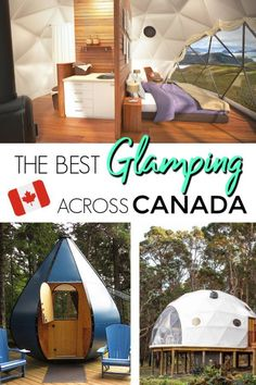 Unreal Glamping in Canada – You Can't Miss These Wild & Unique Stays - Travel Off Path : Unreal Glamping in Canada – You Can't Miss These Wild & Unique Stays - Travel Off Path Canada Travel, Travel Usa, Travel Local, Riding Mountain National Park, Travel Design, Walking In Nature, Banff, Romantic Travel, Glamping