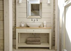 Painted Bathroom Furniture by Neptune