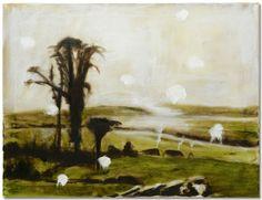 "Michael Dowling | ""Untitled Landscape 3"" I Oil, 16 x 20"""