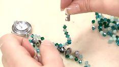 Beaded Watch Bands | How To Make Beaded Watch Bands | PopScreen  óra szíj gyöngyből