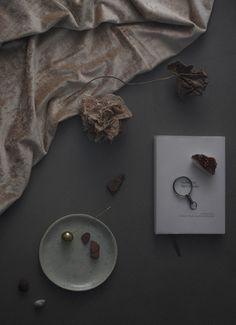 I like this soft and dark winter setting styling by Anna Pirkola for Residence Magazine. Flat Lay Photography, Still Life Photography, Fashion Photography, All The Small Things, Minimal Christmas, Flatlay Styling, How To Fall Asleep, Iceland, Anna