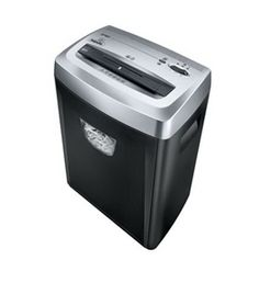 Fellowes Deskside DM12Ct Cross-Cut Shredder - Refurbished