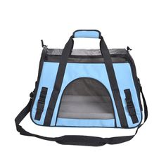 Nergivep Soft Sided Pet Carrier Bag for Cat or Dog Travel with Fleece Mat *** Find out more about the great product at the image link. (This is an affiliate link and I receive a commission for the sales) #MyDog