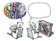 Television VS Books - Via thenewspatroller.com