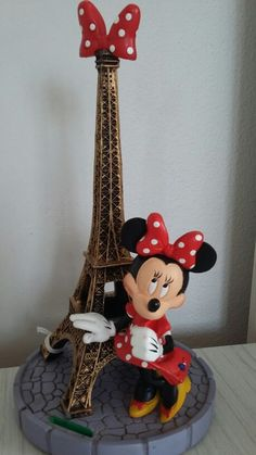 Minni it's in Paris