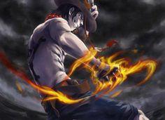 Portgas D. Ace alias Ace aux poings ardents
