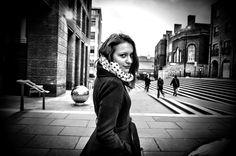 She makes London look beautiful...