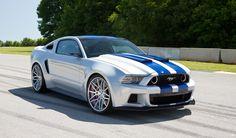 NFS Mustang