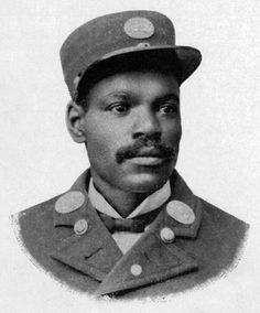 Captain John W. Cheatham, 1855–1918, was one of the first black firefighters in Minneapolis.