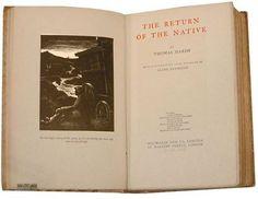 The Return of The Native Thomas Hardy's photo.