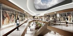 SISKA Shopping Centre by ATP Architects and Engineers