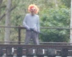 Clowns have been spotted upstate and on Long Island, as well as throughout New Jersey. Is there one crouching under your desk right now?