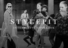 STYLEPIT- SS14 Lookbook | CSS Website