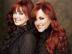 The Legendary Duo of Counrty Music Wynonna and Naomi Judd   My heros <3