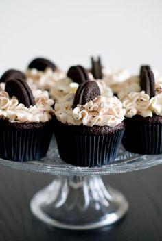 Cupcakes Oreo®