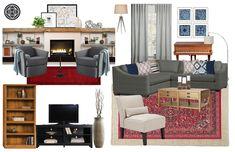 Yekii Contemporary Living Room