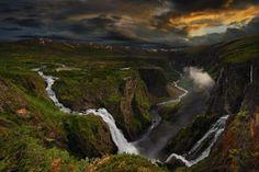 Waterfalls... by Pawel Kucharski