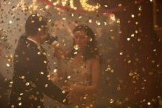 .Confetti Wedding