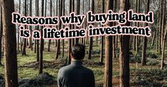 Reasons why buying land is a lifetime investment - Chance Business Fancy Chair, Rural Area, Best Investments, Start Up Business, Social Media Graphics, People Around The World, Peace Of Mind, Stock Market, Investing