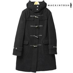 Like this MACKINTOSH Dunoon Hooded Coat | Men's waterproof style ...