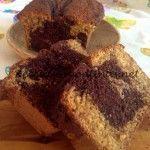 Budín marmolado de chocolate y naranja Banana Bread, French Toast, Bakery, Muffin, Cooking, Breakfast, Desserts, Food, Chocolates